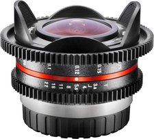 Walimex pro 7,5mm f3.8 Fisheye VCSC [Micro Four Thirds]