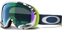 Oakley A-Frame 2.0 Smoke Rings Lime Blue