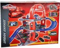 Majorette Urban Garage + 1 Car