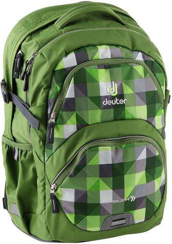 Deuter Schulrucksack Ypsilon Green Arrowcheck