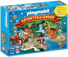 Playmobil Adventskalender Dino-Expedition (4162)
