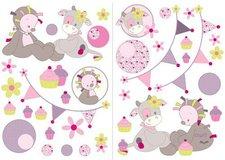 Nattou Stickers manon & alizée