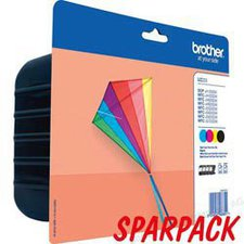 Brother LC-223 Multipack 4-farbig (LC223VALBP)
