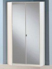 Wimex Wohnbedarf Eckschrank Gamma mit Spiegel