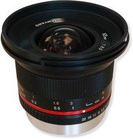 Samyang 12mm f.2 NCS CS [Fujifilm X]
