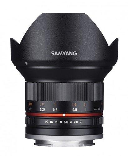Samyang 12mm f.2 NCS CS [Sony E]