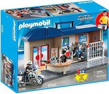 Playmobil Mitnehm-Polizeizentrale (5299)