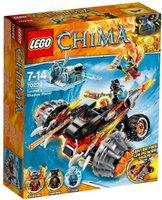 LEGO Legends of Chima - Tormks Schattenwerfer (70222)