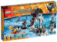 LEGO Legends of Chima - Mammoth Ice Base (70226)