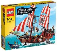LEGO Piraten - Großes Piratenschiff (70413)