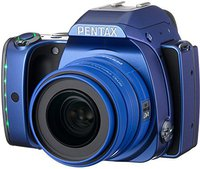 Pentax K-S1 Kit 35 mm blau