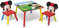 Delta children Table and chair set Mickey mouse & friends