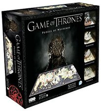 4D Cityscape Inc. Game of Thrones Puzzle Westeros