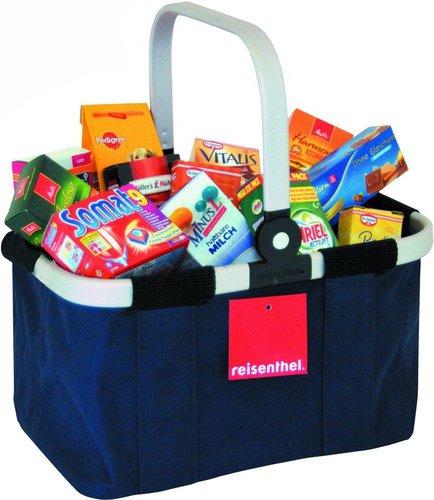 Christian Tanner Reisenthel Carry Bag - blau