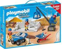 Playmobil SuperSet Baustelle (6144)