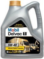 Mobil Oil Delvac 1 5W-40