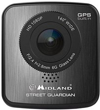 Alan Street Guardian mit GPS
