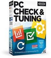 Magix PC Check & Tuning 2015 (Win) (DE)