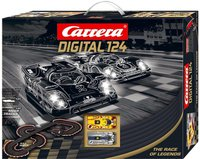 Carrera Digital 124 - The Race of Legends