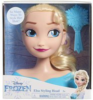 Disney Frozen - Elsa Styling Head