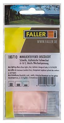Faller Minilichteffekte Discolicht (180710)