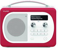 Pure Contour Evoke D4 Mio mit Bluetooth Scarlet