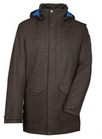Vaude Men's Yale Parka V Fir Green