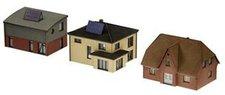 Trix Set 3 moderne Einfamilienhäuser (66301)