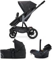 Concord Wanderer Mobility-Set Raven Black 2015