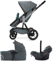 Concord Wanderer Mobility-Set Stone Grey 2015