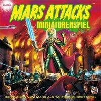 Heidelberger Spieleverlag Mars Attacks - Miniaturenspiel Deluxe
