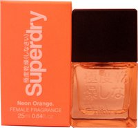 Superdry Neon Orange Eau de Parfum (25 ml)