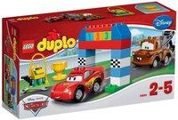 LEGO Duplo - Disney Pixar Cars Das Rennen (10600)
