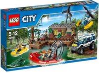 LEGO City - Banditenversteck im Sumpf (60068)