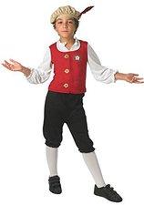 Rubies Tudor Kostüm Junge (888320)