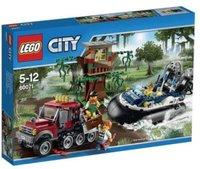 LEGO City - Verbrecherjagd im Luftkissenboot (60071)