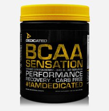 Dedicated Nutrition BCAA Sensation 339g