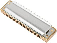 Hohner Marine Band Deluxe Es