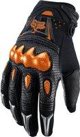Fox Bomber Handschuhe schwarz/orange