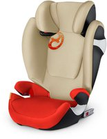 Cybex Solution M-Fix - Autumn Gold