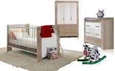 Wimex Wohnbedarf Kinderzimmer Emily 4-tlg. (3-türig)