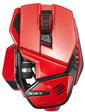 MadCatz Office R.A.T. (Rot)