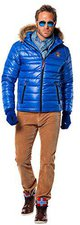 Nebulus Mounty Jacket Men Blue