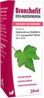 Hübner Bronchofit Efeu-Hustentropfen (20 ml)