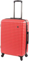 Wagner Luggage Casino Spinner 65 cm red
