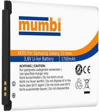 Mumbi Ersatz Akku Galaxy Ace 2 / Galaxy S3 Mini