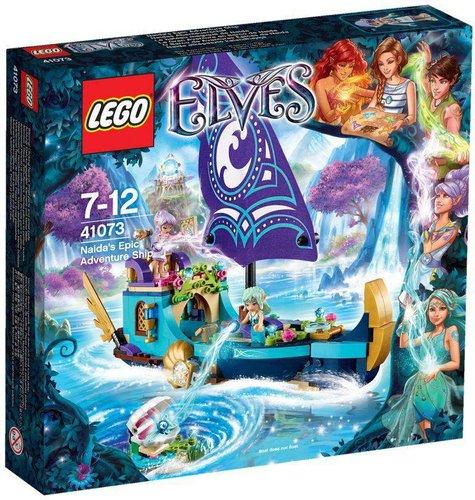 LEGO Elves - Naidas Abenteuerschiff (41073)