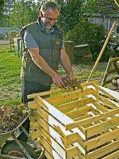 Greenseason Komposter Holz 700 Liter