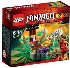 LEGO Ninjago - Dschungelfalle (70752)
