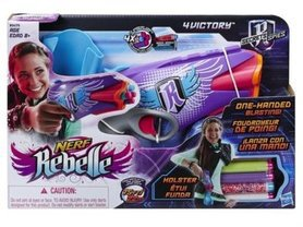 Nerf Rebelle 4 Victory